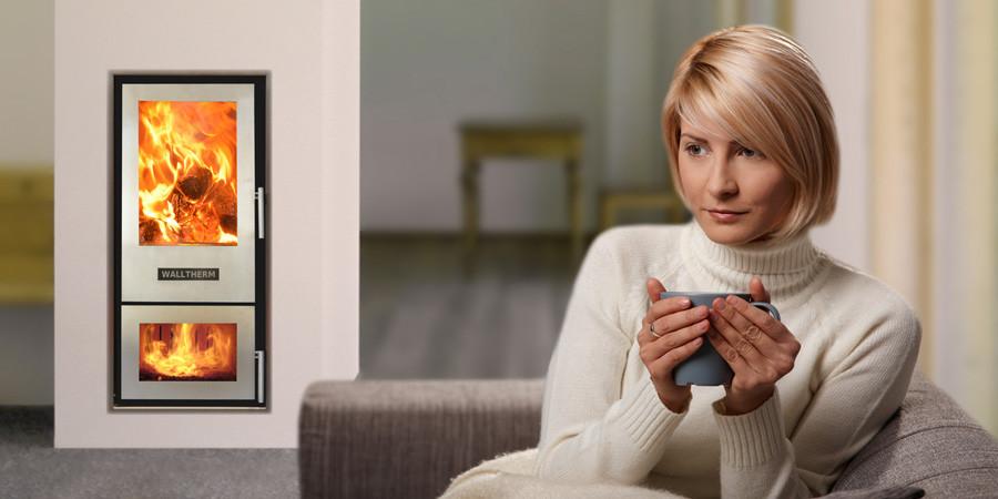 walltherm wasserf hrender kaminofen. Black Bedroom Furniture Sets. Home Design Ideas